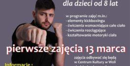 Kickboxing dla dzieci